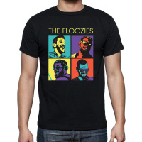 The Floozies - Andy Warhol inspired Pop Art shirt